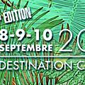 Programme des courses septembre 2017