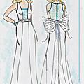 Ma robe de mariée de cousu main - partie n°2.