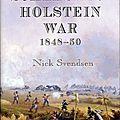 The first schleswig-holstein war 1848-50. nick svendsen
