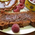 Anniv' de rencontre: brownie-moelleux au piment d'espelette et à l'amandes