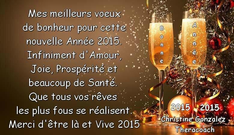 bonne année 2105 2