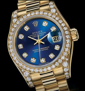 1 montre rolex-lady-datejust-diamants-or-179158