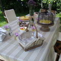Gouter au Jardin