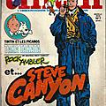 Tintin - hebdomadaire nouveau n°7