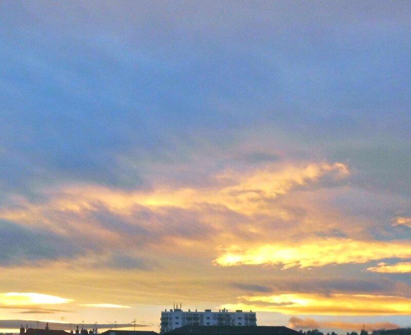 coucher Soleil 3 janv 2015 petit format