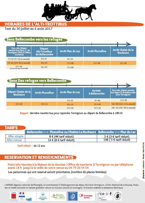 Image horaires navettes