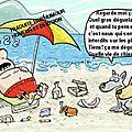 Chiens acceptés sur les plages... ( 2 )