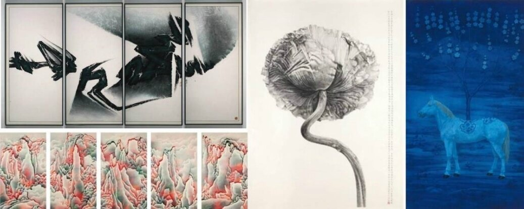 Sotheby's Hong Kong to offer major single-owner collection of contemporary ink art