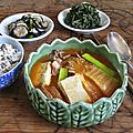 Kimchi & porc, le couple d'enfer fait des plats faciles et plébiscités (3) : ragout de kimchi