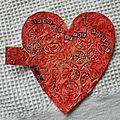 Heart journal avril