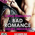 Bad romance 2 : coeurs indociles de céline mancellon