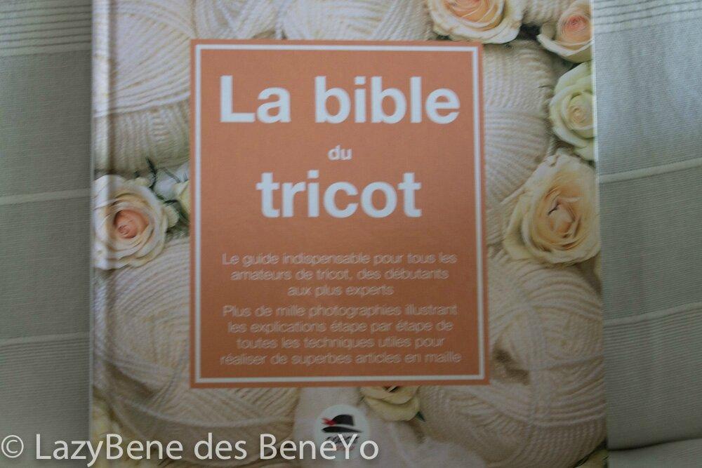 livre bible du tricot