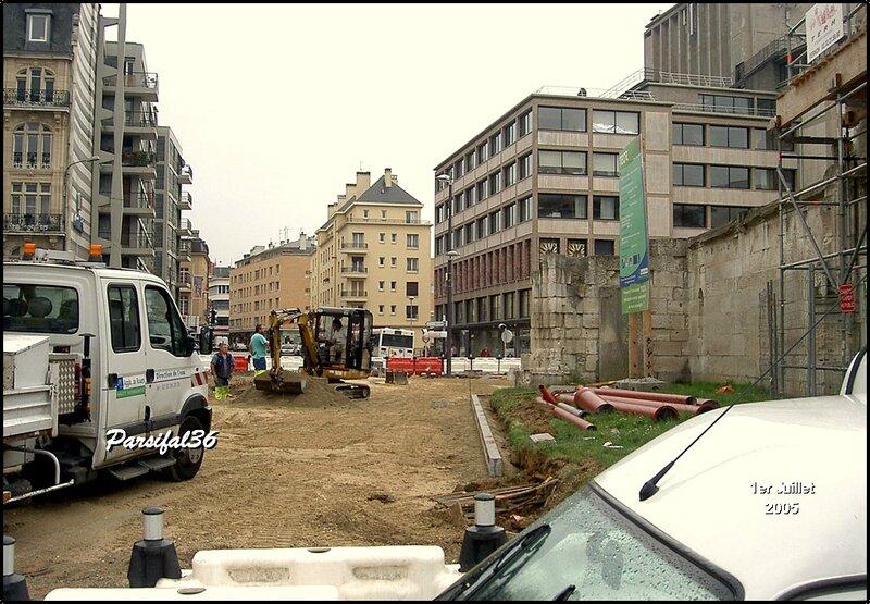 Rue du Général Giraud 2005