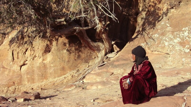 Les Bedouins de Petra, documentaire de Marie-Claire Thouault