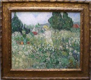 Mademoiselle Gachet-van Gogh