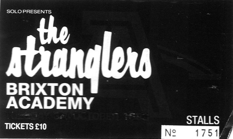 The Stranglers Squeeze 2 Various The History Of Rock Volume Thirty One