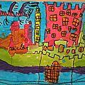 des forteresses en couleurs