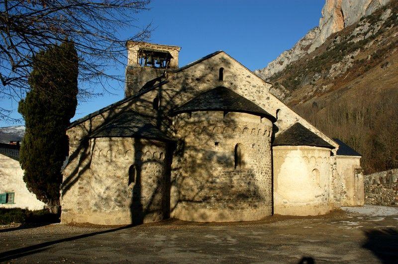 images axiat église romane