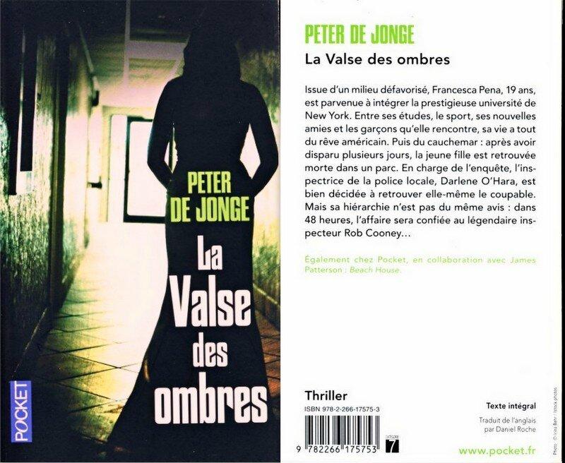 La valse des ombres-Peter de Jonge