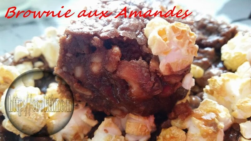 brownie aux amandes thermomix 4
