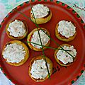 *artichauts farcis brandade/crabe*