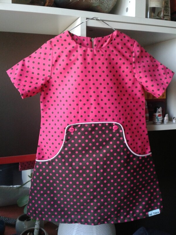 Louisa Dress - Compagnie M 4ans