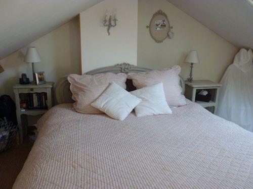 t te de lit patin photo de loisir et cr ations bonheur partag. Black Bedroom Furniture Sets. Home Design Ideas