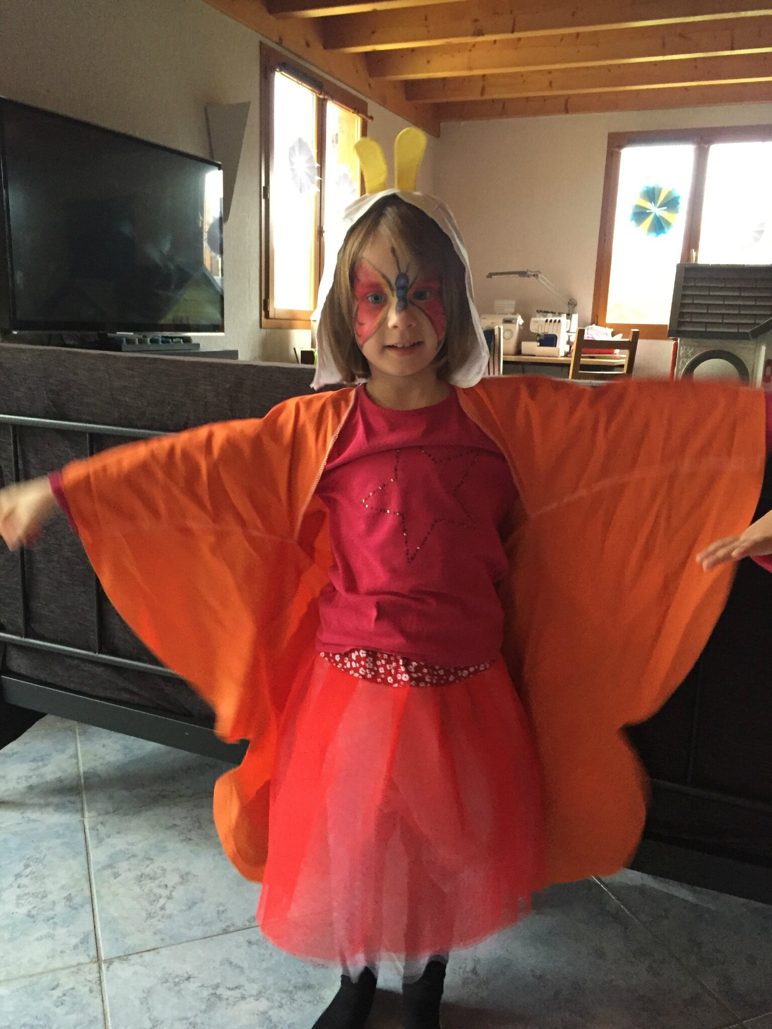 Grande papillonne