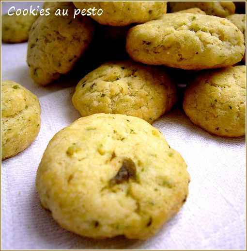 cookies au pesto - Copie (2)