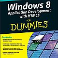 Html5 for w8