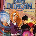 Tara duncan 1.la sirène muette (bd)