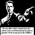 Vote obligatoire fasciste !