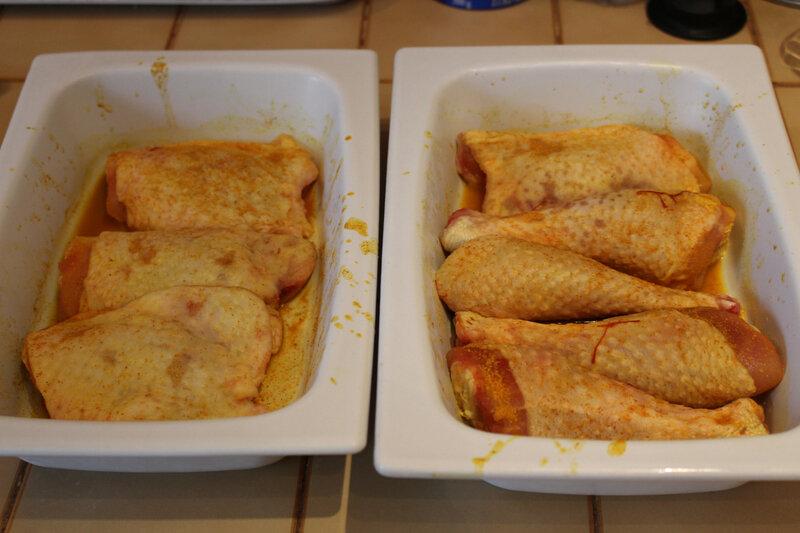 tajine poulet citron confit olives pommes de terre