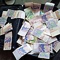 La valise magique mystique multiplicateur d'argent du maître ahignon