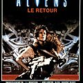 Aliens - james cameron