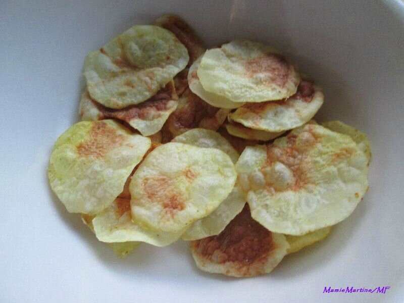 Chips maison7