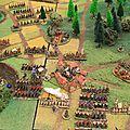1315 la cavalerie francaise monte au combat