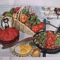 Légumes - Pipérrade