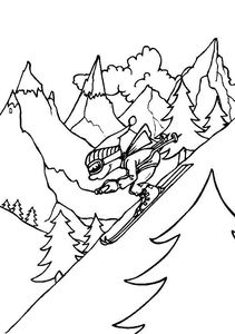 winter_sports_coloring_page_07