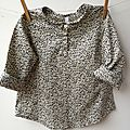 Blouse little boy 25