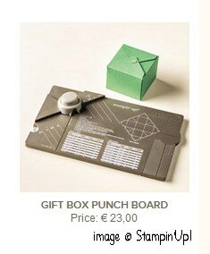 gift punch box