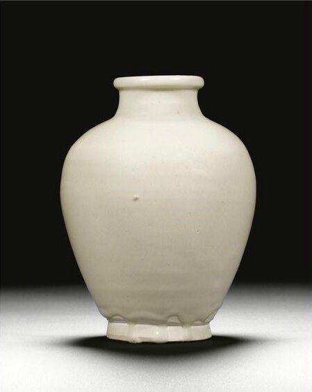 A 'Ding' vase, Five Dynasties-Northern Song dynasty (907-1126)