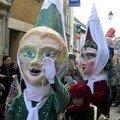 Le carnaval de jargeau accueille le printemps…