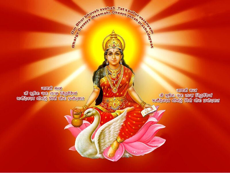 761_gayatri mantra wallpaper-01