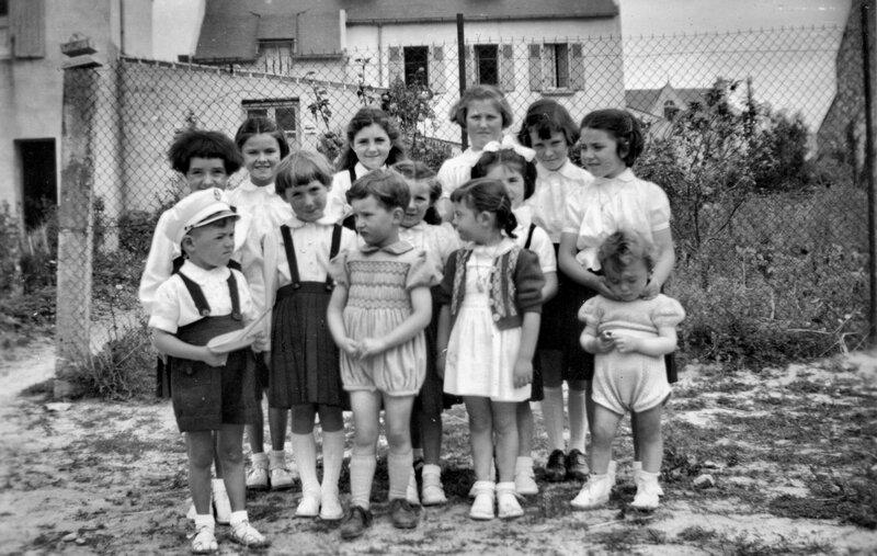 Ch41 - 1952-06 - (École du Christ Roi)