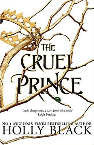 [CHRONIQUE] The Folk of the air, tome 1 : The Cruel Prince de Holly Black