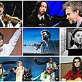 7 anciens gagnants de l'eurovision en guise d'entracte de la finale de l'eurovision 2020