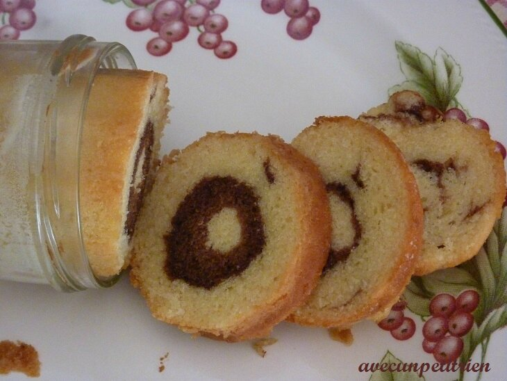 cake en bocaux (7)