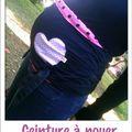 BB1 - ceinture de grossesse à nouer