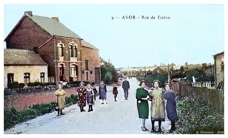 ANOR - Rue de Trélon